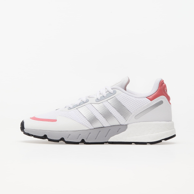 adidas ZX 1K BOOST W Ftwr White/ Silver Met./ Hazy Rose productafbeelding