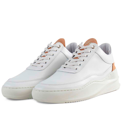 Low Eva Sky Suede 'White/Pink' productafbeelding