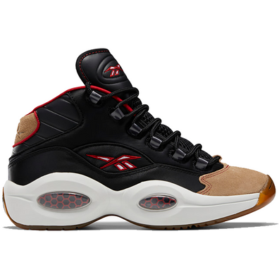 Reebok Question Mid 76ers Away productafbeelding