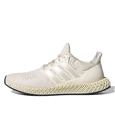 Adidas Ultra 4D Core White (2020) productafbeelding