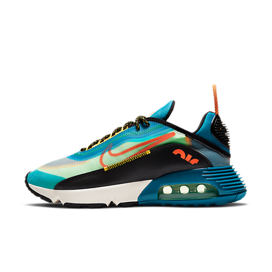 Nike Air Max 2090 Green Abyss Illusion Green productafbeelding