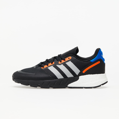 adidas ZX 1K BOOST Core Black/ Silver Met./ Ftwr White productafbeelding