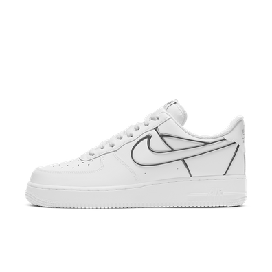 Nike Air Force 1 '07 'Metal Frame' productafbeelding