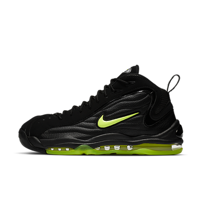 Nike Air Total Max Uptempo Black Volt (2020) productafbeelding
