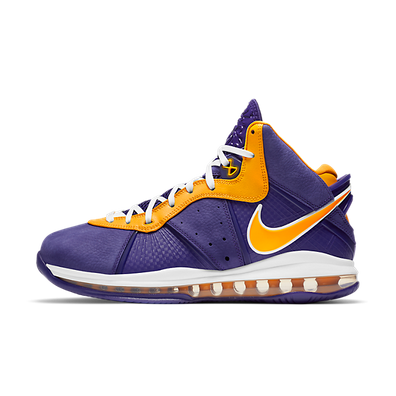 Nike LeBron 8 'Lakers' productafbeelding