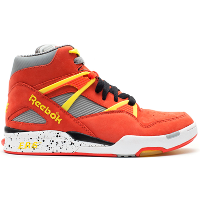 Reebok Pump Omni Zone Packer Shoes Nique Red productafbeelding