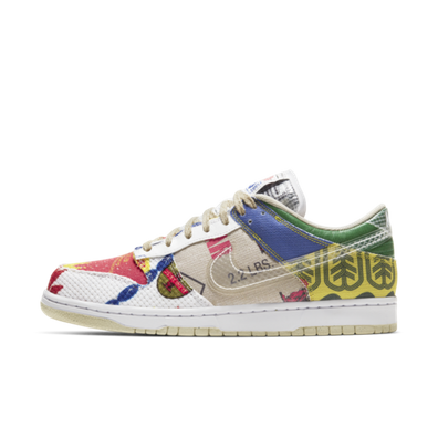 Nike Dunk Low SP 'City Market' productafbeelding