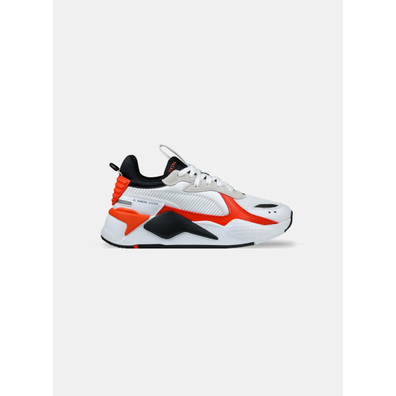 Puma RS-X Mix White Tigerlily GS productafbeelding