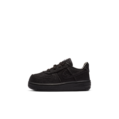 Stüssy X Nike Air Force 1 TD 'Black' productafbeelding
