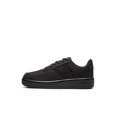 Stüssy X Nike Air Force 1 PS 'Black' productafbeelding