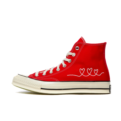 Converse Chuck 70 High Top Valentine's Day 'University Red' productafbeelding
