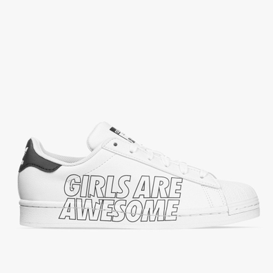 Adidas Superstar J x Girls are awesome  productafbeelding