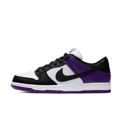 Nike SB Dunk Low 'Court Purple' productafbeelding