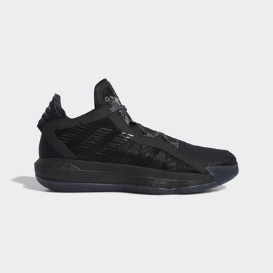 adidas Dame 6 Lights Out productafbeelding
