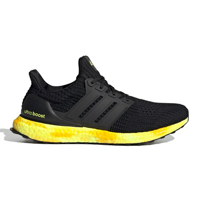 adidas Ultra Boost 4.0 DNA Watercolor Pack Solar Yellow productafbeelding