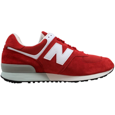 New Balance 576 Red productafbeelding