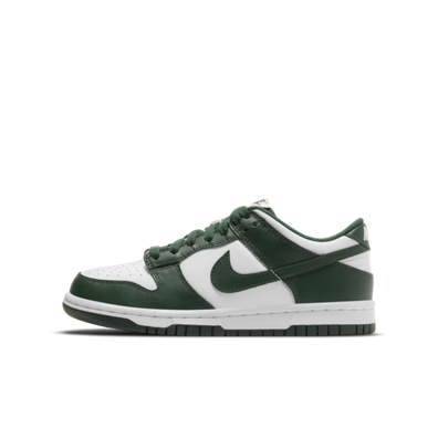 Nike Dunk Low Retro GS 'Team Green' productafbeelding