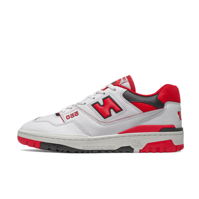 New Balance BB550 SE1 'White/Red' productafbeelding