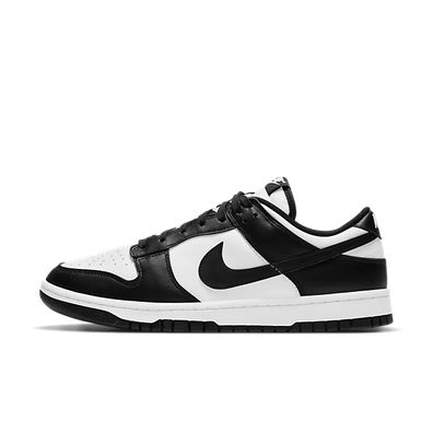 Nike Dunk Low Retro 'White Black' productafbeelding