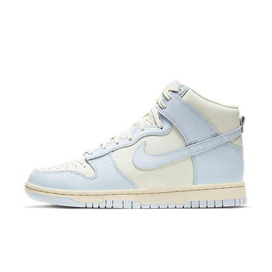Nike WMNS Dunk High 'Sail/Football Grey' productafbeelding