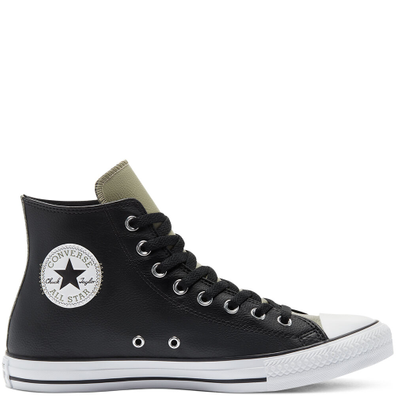 Digital Terrain Faux Leather Chuck Taylor All Star High Top productafbeelding