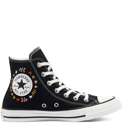 It's Okay To Wander Chuck Taylor All Star High Top productafbeelding