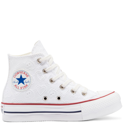 Love Ceremony EVA Platform Chuck Taylor All Star High Top productafbeelding