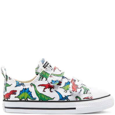 8-Bit Easy-On Chuck Taylor All Star Low Top productafbeelding