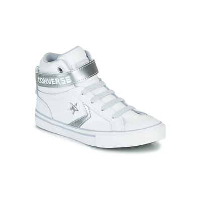 Converse PRO BLAZE STRAP METALLIC LEATHER HI productafbeelding