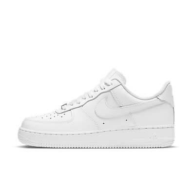 """Nike Air Force 1 07 """"Triple White"""" productafbeelding"""