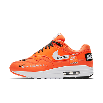 Nike WMNS Air Max 1 Lux ´Orange' productafbeelding