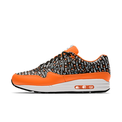 Nike Air Max 1 'Just Do It' Orange productafbeelding