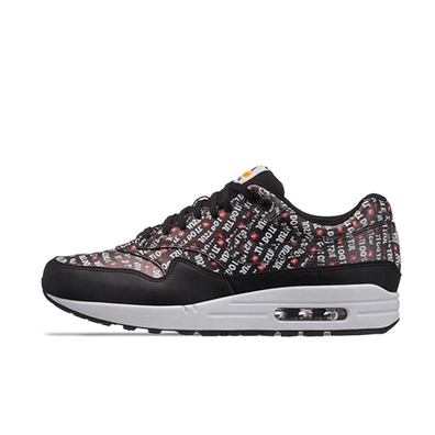 Nike Air Max 1 'Just Do It' Black productafbeelding