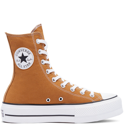 Converse Color Extra High Platform Chuck Taylor All Star High Top productafbeelding