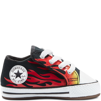 Archive Flames Chuck Taylor All Star Cribster Mid productafbeelding