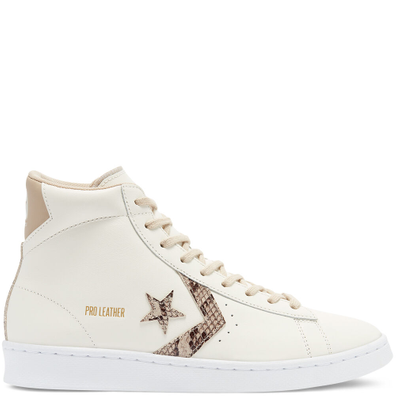 Snake Print Pro Leather High Top productafbeelding