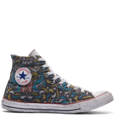 Tattoo Chuck Taylor All Star High Top productafbeelding