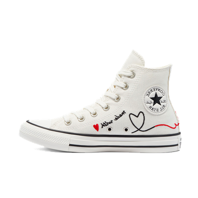 Converse Chuck Taylor All Star High Top 'Valentine's Day' productafbeelding