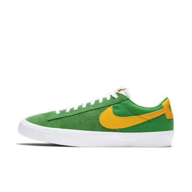 Nike SB Blazer Low Pro GT 'Lucky Green' productafbeelding