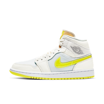 Air Jordan 1 Mid SE 'Voltage Yellow' productafbeelding
