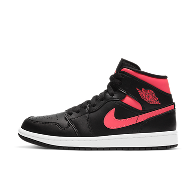 Air Jordan 1 Mid 'Siren Red' productafbeelding