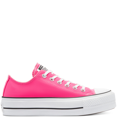Converse Color Platform Chuck Taylor All Star Low Top productafbeelding
