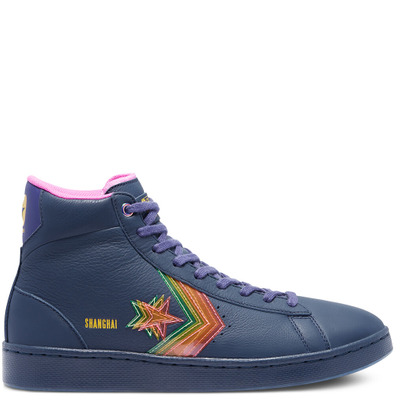 Heart Of The City Pro Leather High Top productafbeelding