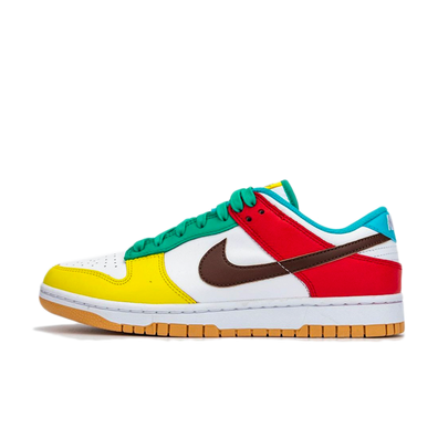 Nike Dunk Low 'Free 99' - White productafbeelding