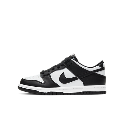 Nike Dunk Low GS Retro 'White Black' productafbeelding