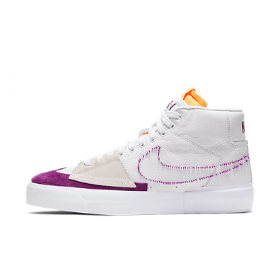 Nike SB Blazer Mid Edge 'Lakers' productafbeelding