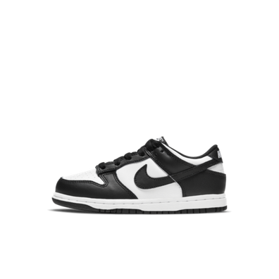 Nike Dunk Low TD 'Black White' productafbeelding