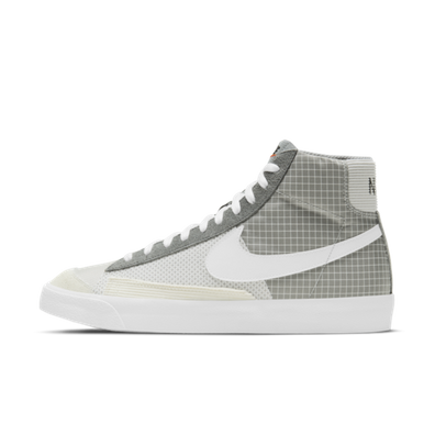 Nike Blazer Mid '77 Patch 'Grey' productafbeelding