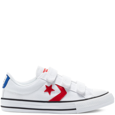 Varsity Canvas Easy-On Star Player Low Top productafbeelding