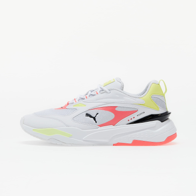 Puma RS-Fast Pop Wn S Puma Wht-Ign Pink-Soft F Yellow productafbeelding